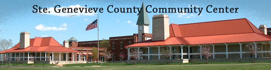 St. Genevieve County Community Center