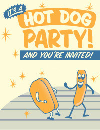Hot Dog Party