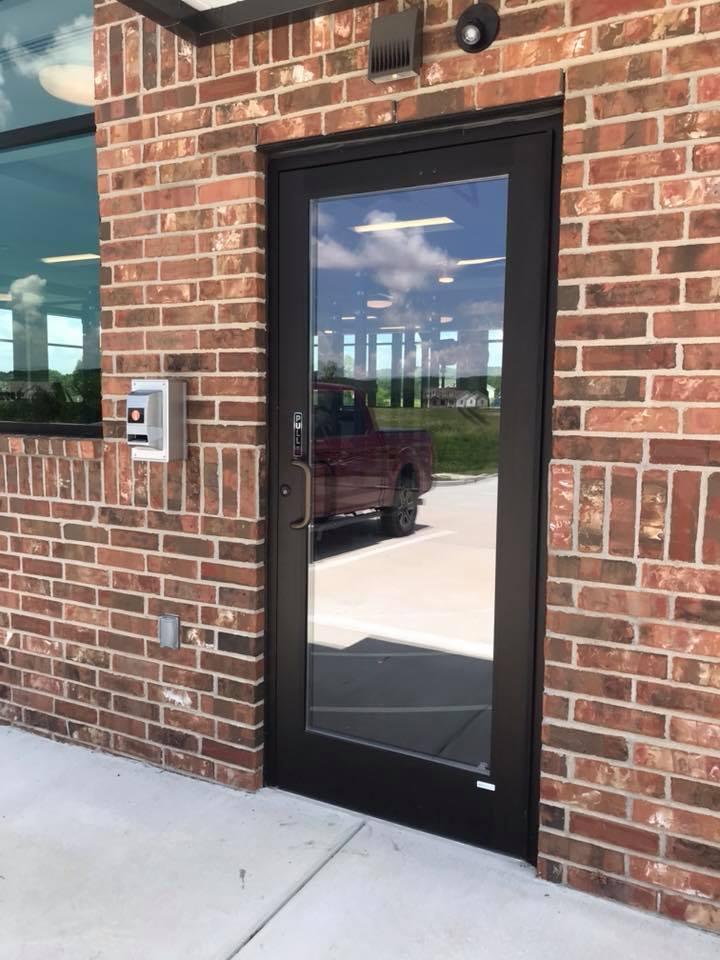 Bloomsdale Front Door