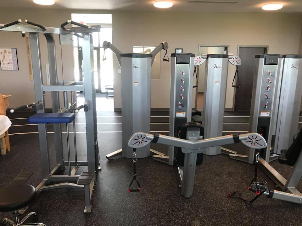 Machine weights 2