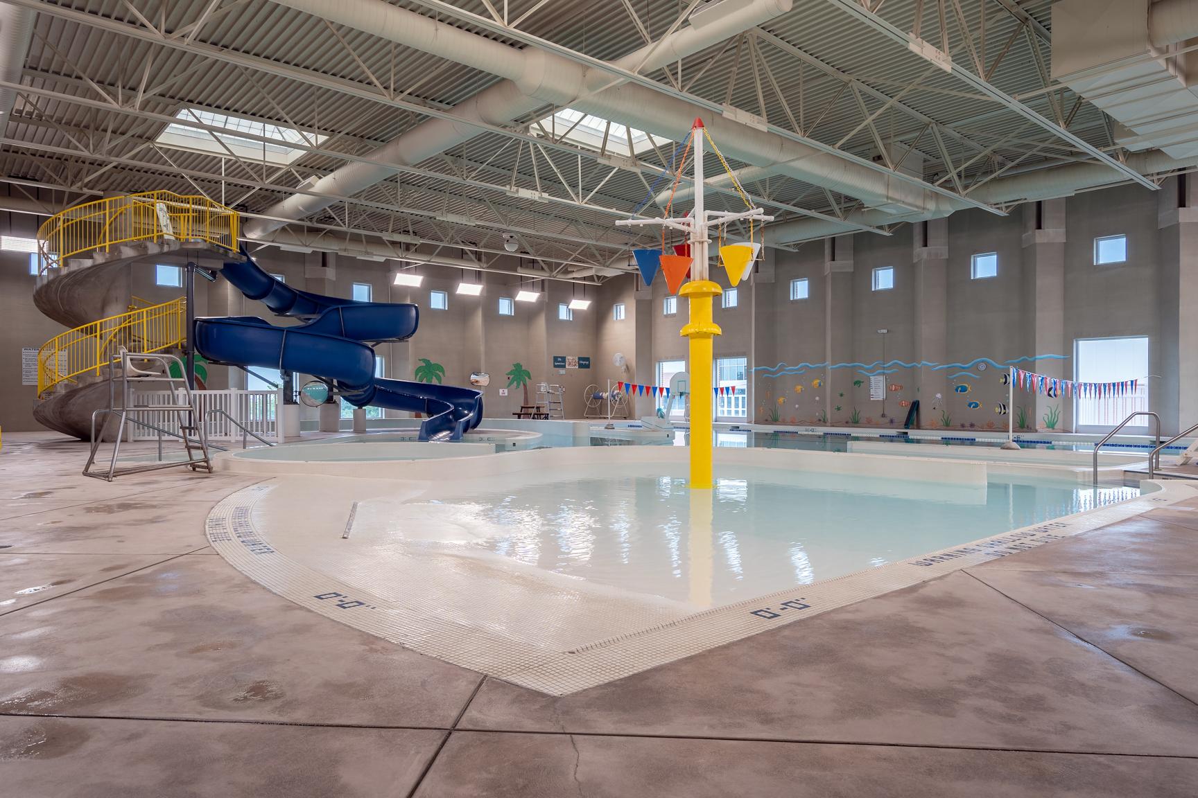 Pool Zero Entry