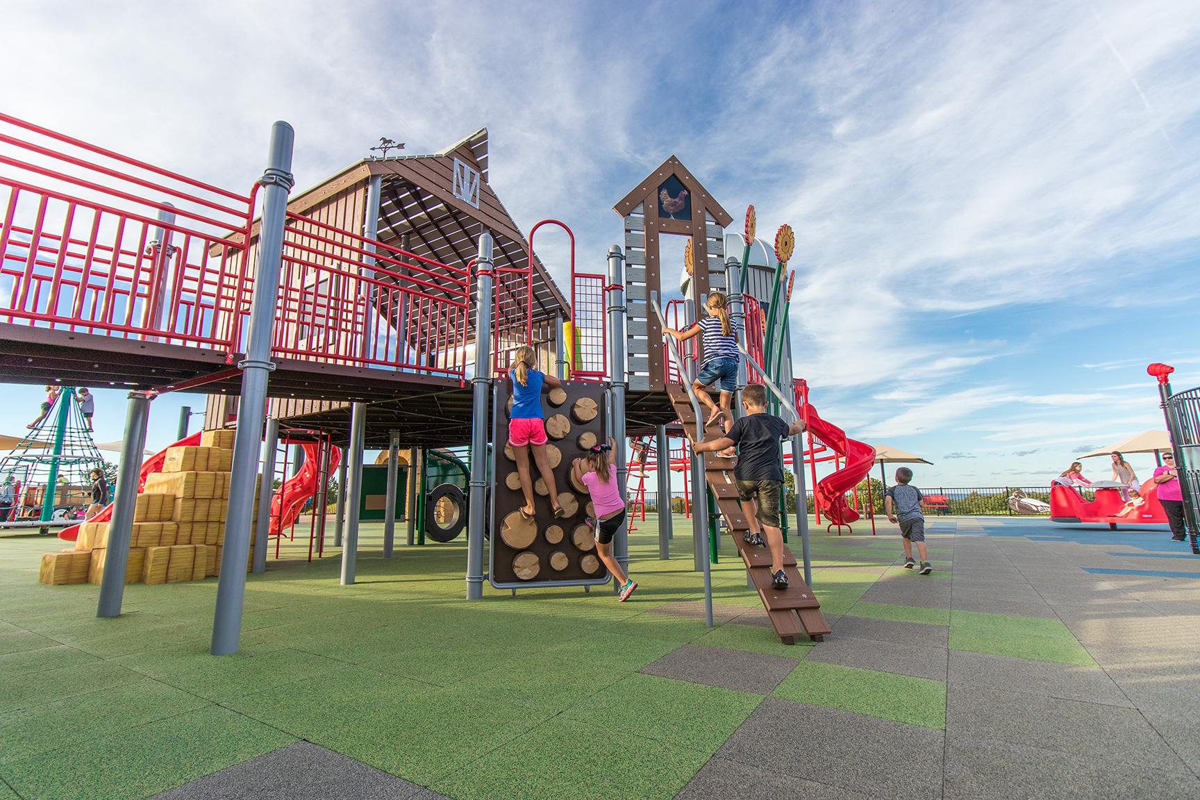 Challenger Playground