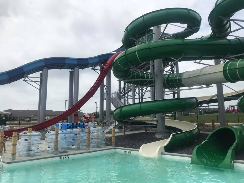 River Rapids Waterpark